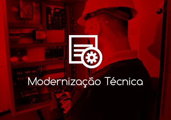 Modernização de Elevadores Técnica - Bauru Elevadores