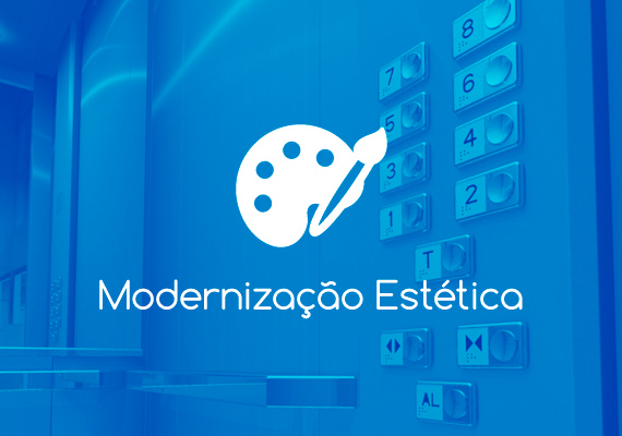 Modernização de Elevadores Estética - Bauru Elevadores